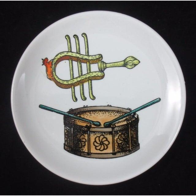 Mid-Century Bucciarelli Musical Coasters - Set of 8 For Sale - Image 12 of 12