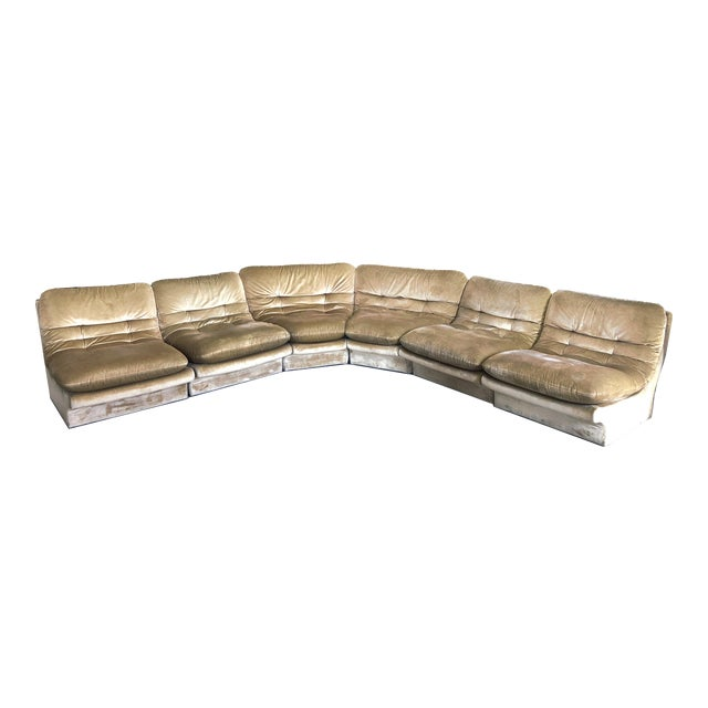 Vladimir Kagan Modular Sofa For Sale