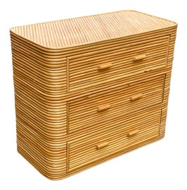 Image of Rattan Dressers and Chests of Drawers