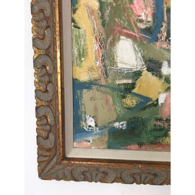 Abstract Expressionist Painting Kimberly Moore For Sale In Miami - Image 6 of 7