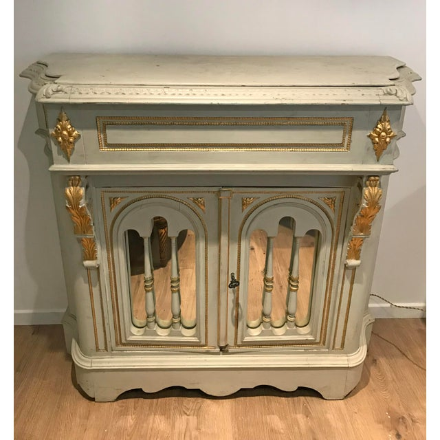 Antique Napoleon III Console For Sale - Image 9 of 9