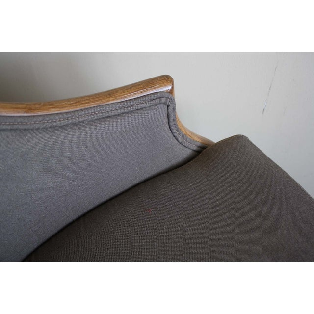 McGuire Toboggan Arm Chair - Image 4 of 6