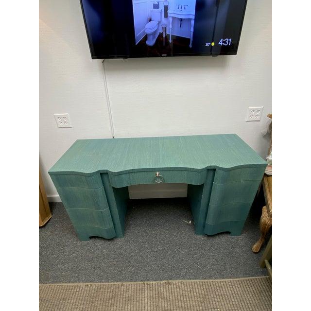 2010s Bungalow 5 Bouquet Desk For Sale - Image 5 of 11