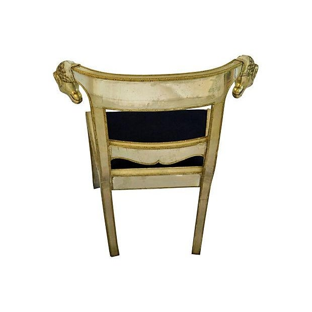Anglo-Indian Ram's Head Chair - Image 6 of 7