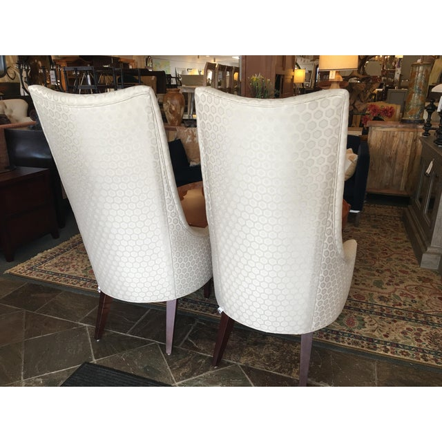 Jonathan Adler Prescott Chairs - A Pair - Image 3 of 11