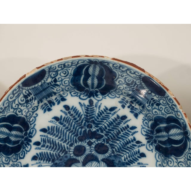 Peacock Plate For Sale - Image 4 of 11