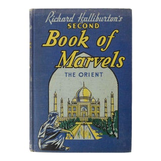 Second Book of Marvels: The Orient, Vintage School Book For Sale