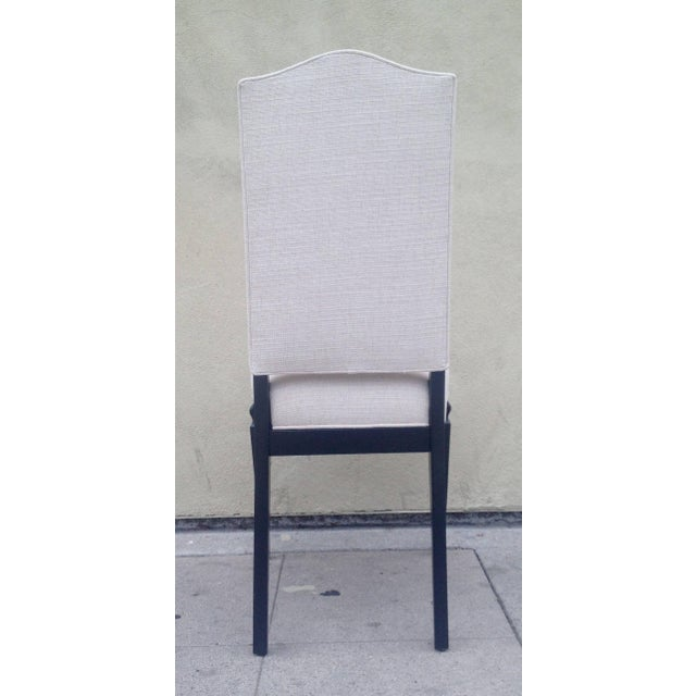 Dining Chairs Att. To André Arbus - Set of 6 For Sale - Image 7 of 9