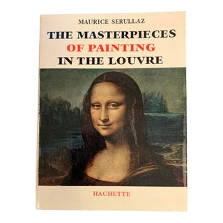 """1961 """"The Masterpieces of Painting in the Louvre"""" Book by M. Serullaz For Sale"""