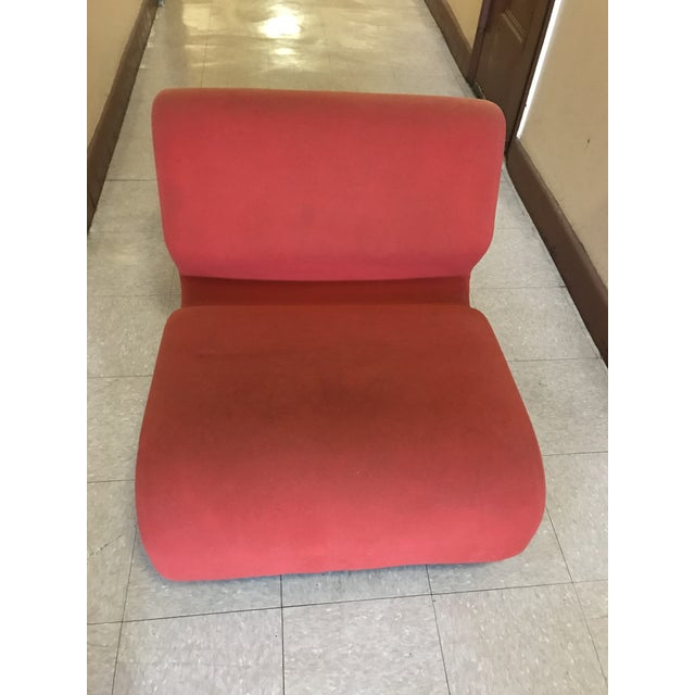 Orange Herman Miller Chadwick Modular Seating For Sale - Image 10 of 11