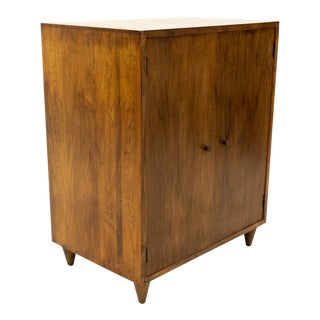 Mid Century Modern Credenza Media Cabinet Console For Sale