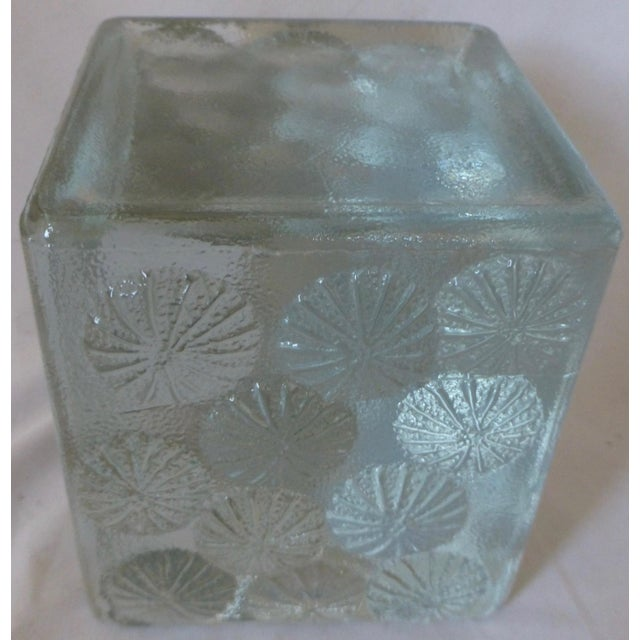 Blenko Glass Paper Weight by Don Shepard For Sale - Image 12 of 13
