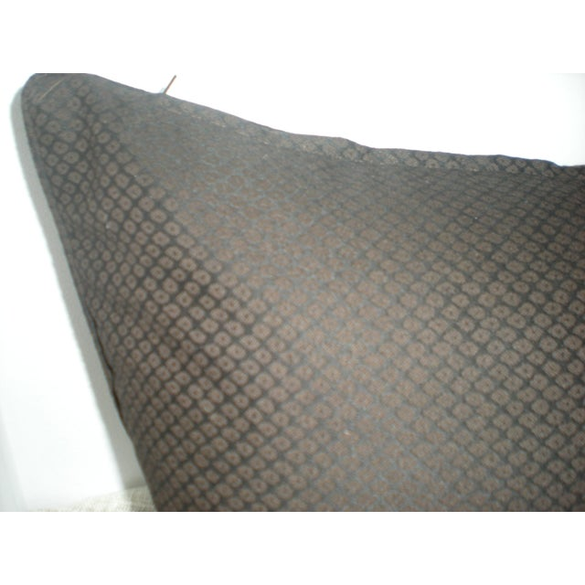 Bespoke Scalamandre Silk Leopardo & Mohair Pillows - Image 3 of 6