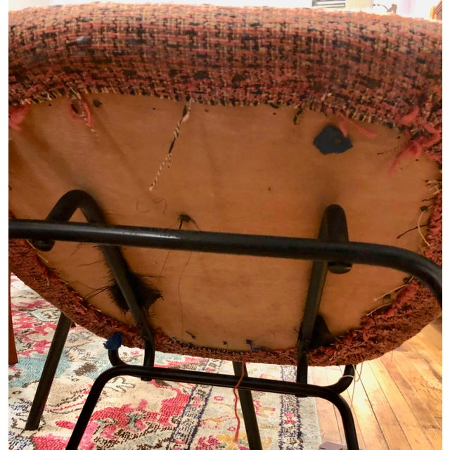 Clifford Pascoe for Modernmaster's , Inc. Desk Chair For Sale In Boston - Image 6 of 7