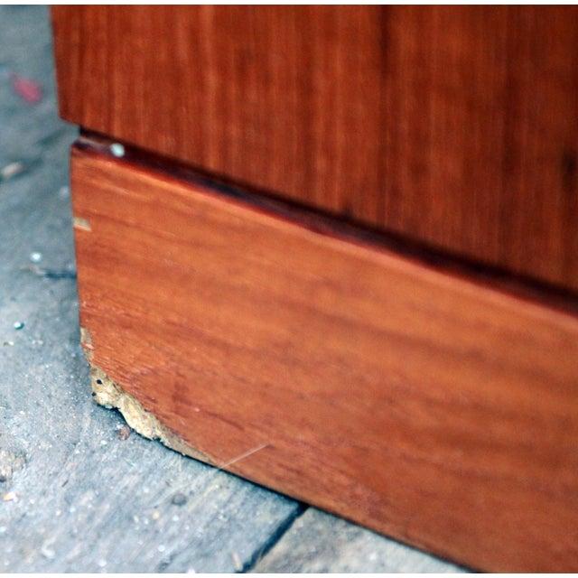 Danish Modern Teak Long Dresser by Arne Iversen for Vinde Mobelfabrik - Image 10 of 11