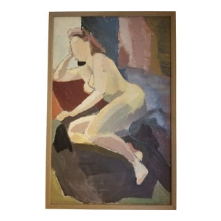 Female Nude Painting For Sale