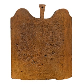 19th Century French Cutting Board For Sale