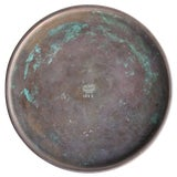 Image of Benedict Handcrafted Copper Tray For Sale