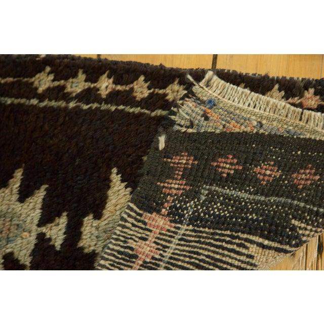 Vintage Oushak Square Rug Mat - 1′5″ × 1′11″ - Image 5 of 5