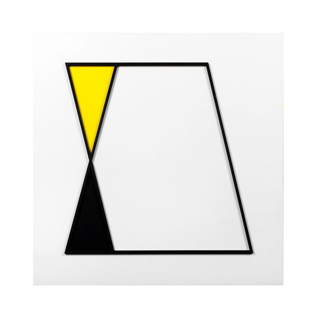 "Natasha Kohli Natasha Kohli, ""Parallelogram Study"" For Sale - Image 4 of 4"