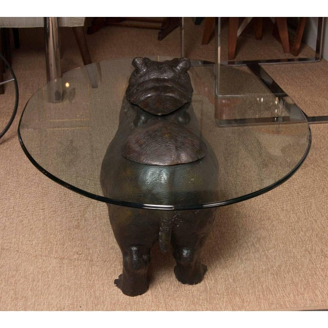 Contemporary Hippo Table by Mark Stoddart For Sale - Image 3 of 9