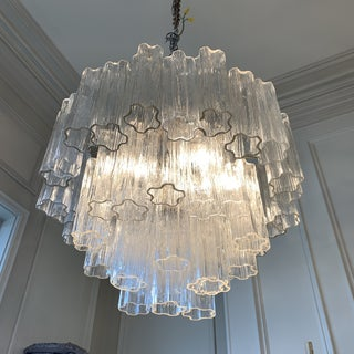 Camer Murano Tronchi Chandelier Preview