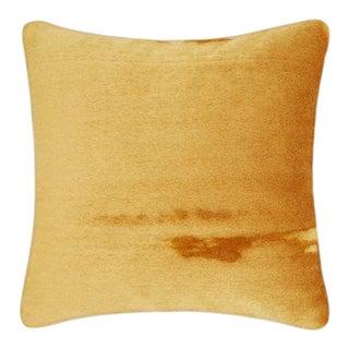 Tom Dixon Soft Cushion - Ochre For Sale