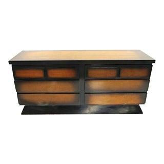 Mid-Century Sunburst Standard Dresser, 1950s