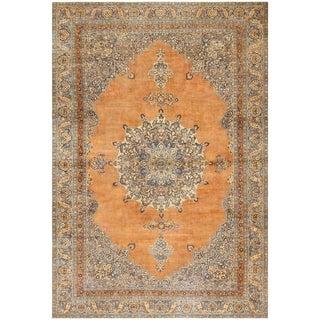 Antique Persian Khorassan Rug For Sale