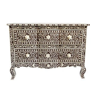 French Style Bone Inlaid Dresser