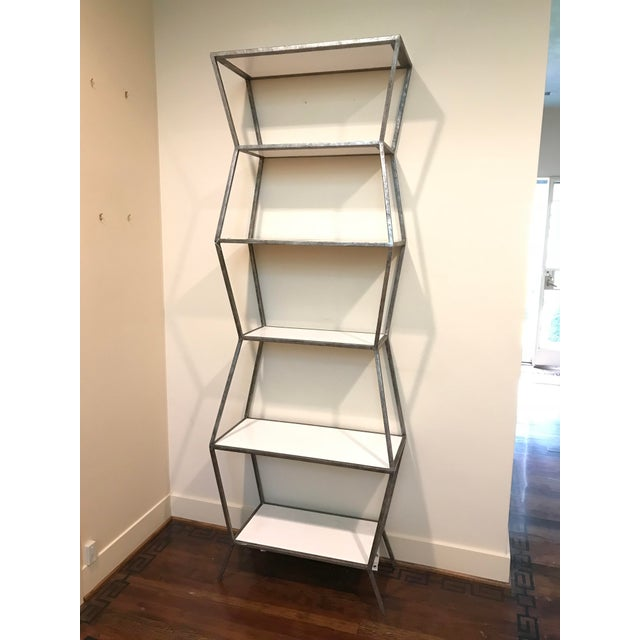Mid-Century Modern Etagere Shelf For Sale In Portland, OR - Image 6 of 6