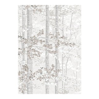 Bosky Gray Bruno Wallpaper Sample For Sale