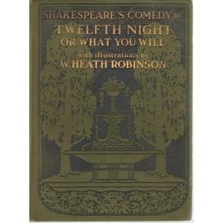 "Shakespeare's Comedy of ""Twelfth Night"""