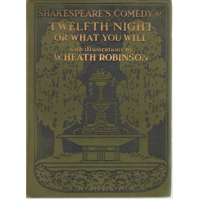"Shakespeare's Comedy of ""Twelfth Night"" For Sale"