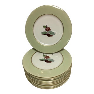 Castleton 'Lotus' Floral Dinnerware For Sale