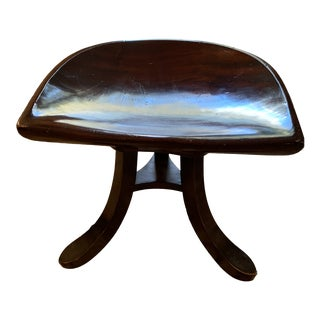 20th Century Adolf Loos Manner Stool For Sale