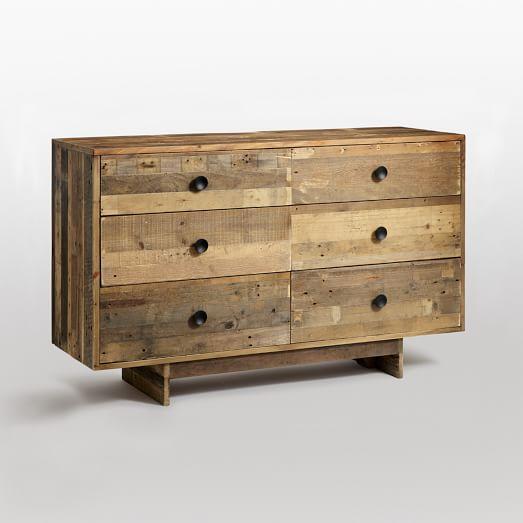 Pine Emmerson Six Drawer Dresser - Image 2 of 5