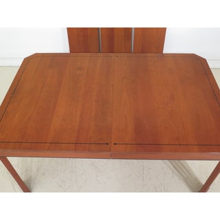 Arts and Crafts Stickley 21st Century Collection Cherry Dining Room Table Preview