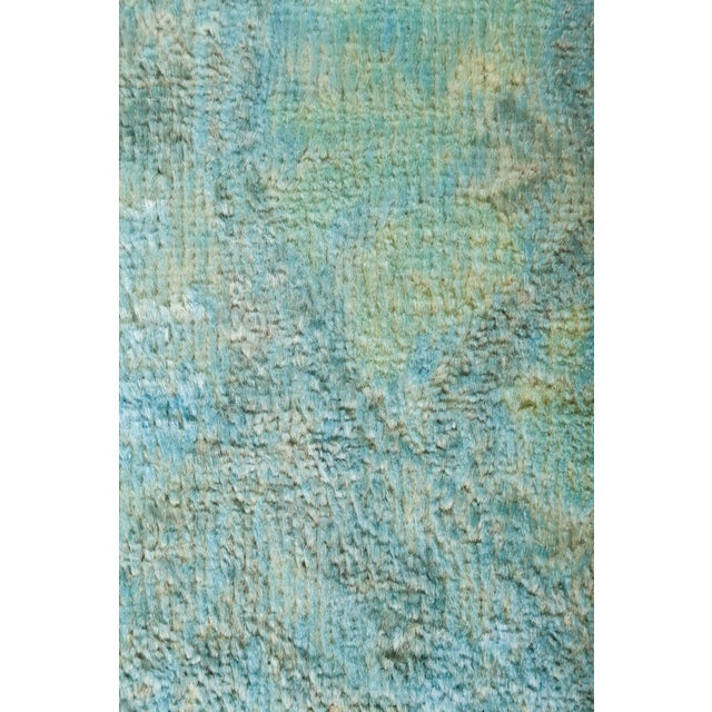 """Vibrance Hand Knotted Area Rug - 6' 1"""" X 9' 0"""" - Image 3 of 4"""