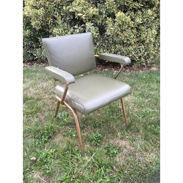 Mid Century Modern Howell Office Chair For Sale - Image 4 of 5
