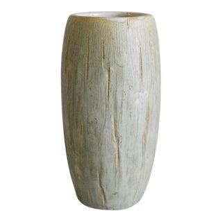 Vintage Modern Studio Art Pottery Vase For Sale