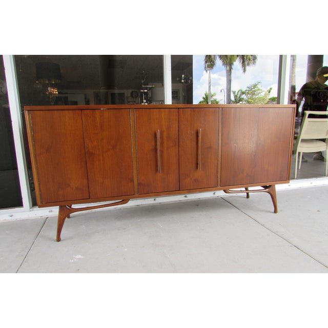 Midcentury Modern American Credenza - Image 2 of 5