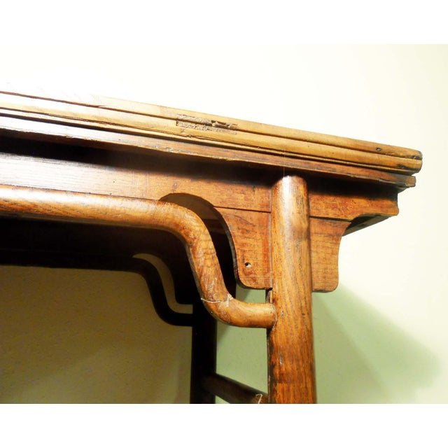 Antique Chinese Console Table - Image 9 of 10