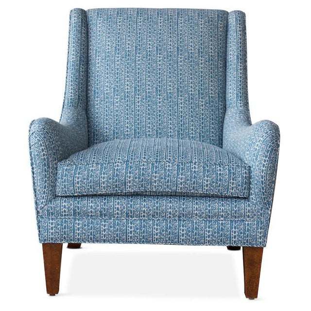 Not Yet Made - Made To Order Cole Armchair For Sale - Image 5 of 5