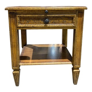 Theodore Alexander Side Table For Sale