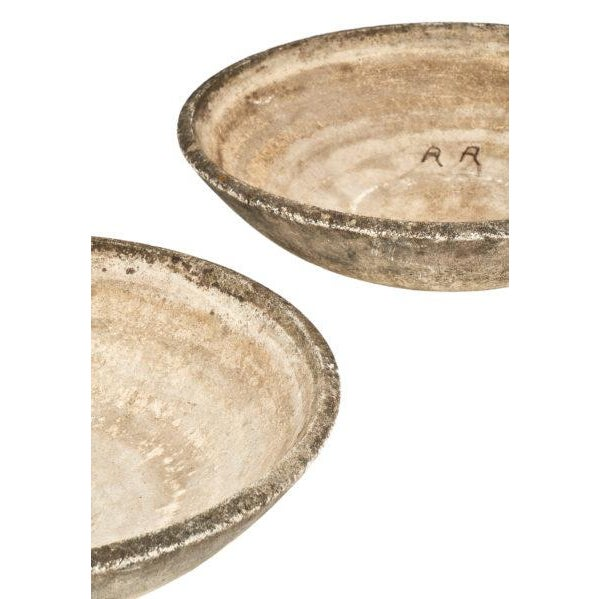 Brown Mid-Century French Jardinieres - a pair For Sale - Image 8 of 11