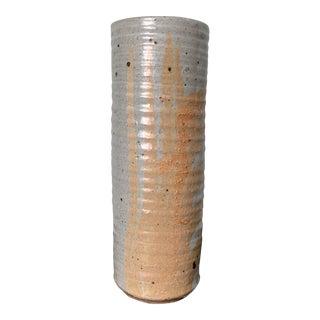 Mid Century Ceramic Vase For Sale
