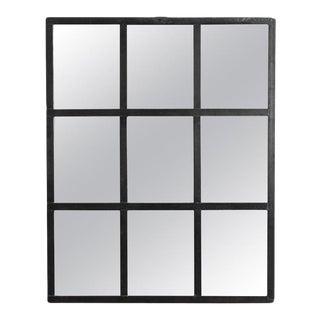 1950s Czech Mirrored Factory Window For Sale