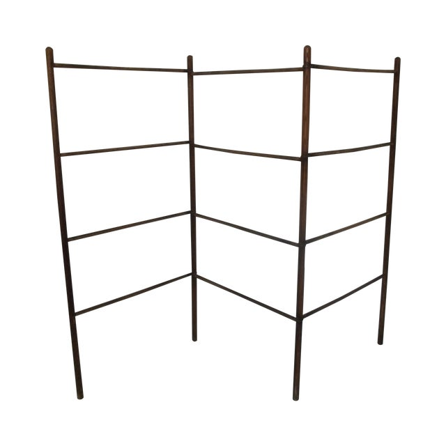 Antique Colonial Oak Drying Rack - Image 1 of 6