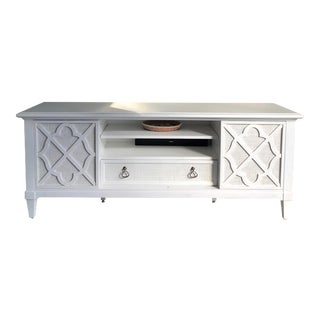 Tommy Bahama Entertainment Stand For Sale
